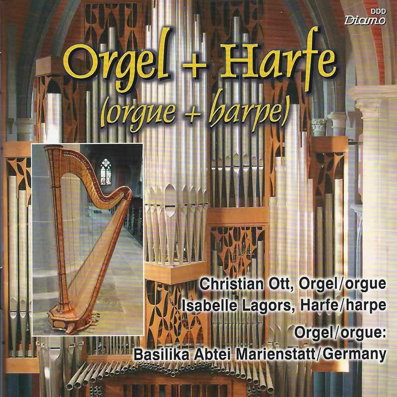 Cover »Orgel & Harfe«